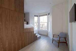 20 Qm Wohnung Einrichten : mini wohnung bietet alle bequemlichkeiten auf begrenzter ~ Lizthompson.info Haus und Dekorationen