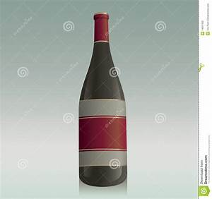 Generic wine bottle royalty free stock photo image 14607405 for Generic wine labels