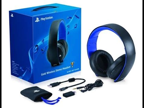 gaming headset ps4 test test casque ps4 wireless stereo headset 2 0 fr hd