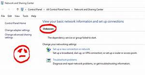 Networking - Windows 10  U0026quot Not Connected