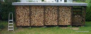Haus Bauen Gut Und Günstig : einen stabilen brennholzunterstand brennholzschuppen gut ~ Michelbontemps.com Haus und Dekorationen