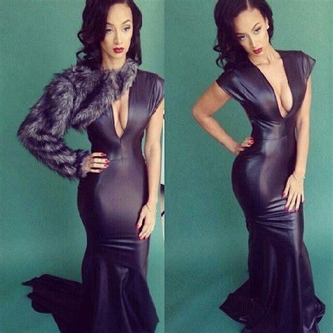 Draya Michele Dress Draya Michelle