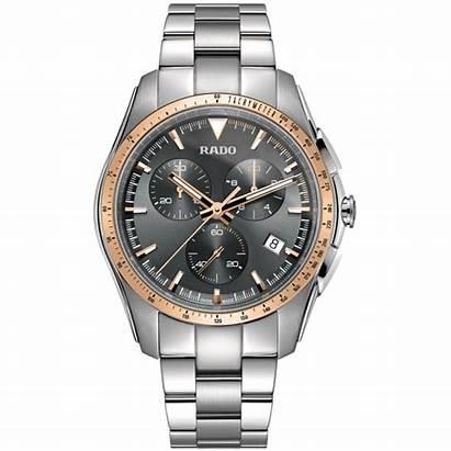 Chronograph Quartz Rado Xxl Hyperchrome Watches