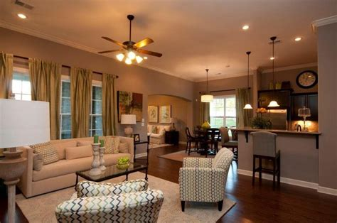 open kitchen living room floor plans open floor plan kitchen living room and hearth room