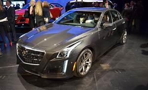 Cadillac Ats Vs  Cadillac Cts Vs  Cadillac Xts  U00bb Autoguide