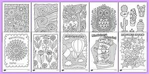 Mindfulness Colouring Sheets Bumper Pack  mindfulness
