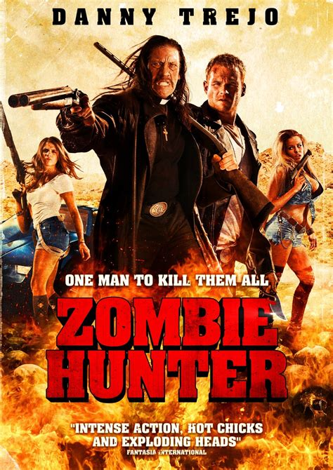 zombie hunter zombie hunter official trailer 2013 youtube