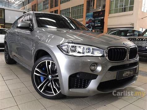 Bmw X6 2016 M 4.4 In Kuala Lumpur Automatic Suv Grey For