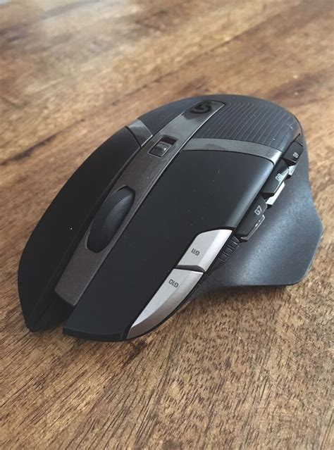 Logitech G602 Wireless Gaming Mouse Pc And Mac With 250