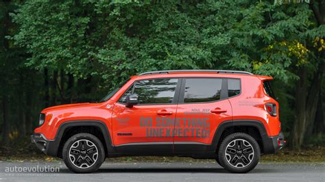 trailhawk jeep logo 2015 jeep renegade trailhawk review autoevolution