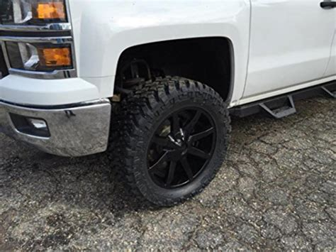 kmc wheels km651 slide gloss black wheel with clearcoat 20x8 5 quot 6x135 139 7mm ebay