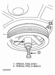 2005 Chrysler Pacifica Serpentine Belt Diagram