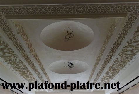 d馗oration des plats en cuisine decoration platre plafond simple obasinc com