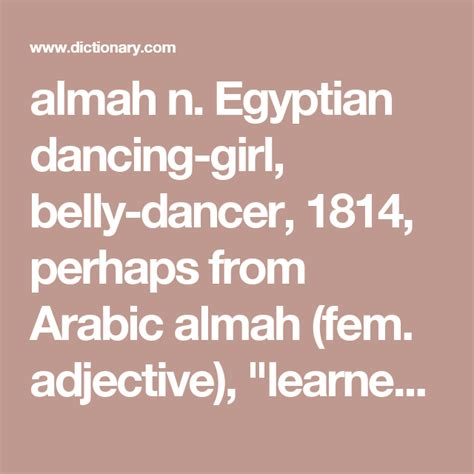 almah  egyptian dancing girl belly dancer