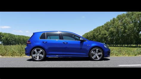 vw golf  review sports car trapped   family