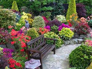 Flower Gardens – A Beneficial Way to Add More Beauty to