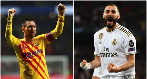 Barcelona vs. Real Madrid EN VIVO vía ESPN 2: guía de ...