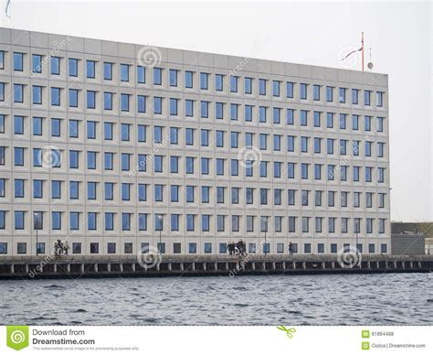 siege social de free siège social de maersk copenhague photo stock éditorial