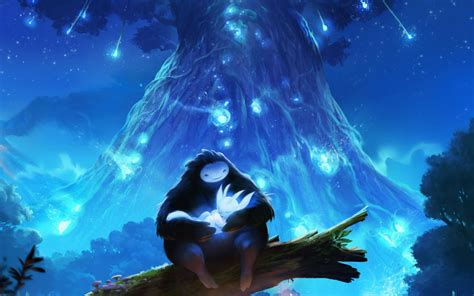 wallpaper ori   blind forest hd  games