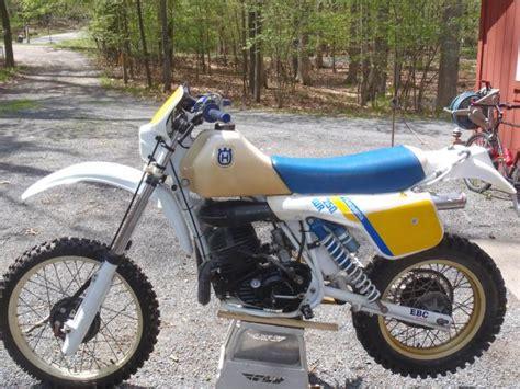 husqvarna motocross bikes buy 1984 husqvarna wr 250 dirt bike motorcycle vintage on