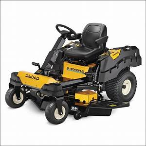 Cub Cadet Z Force 48 Manual