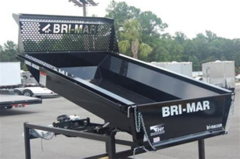 Dump Bed Insert by Buy Sell New Used Trailers Bri Mar Dump Insert At