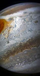 Space Images   South Tropical Disturbance Close-up
