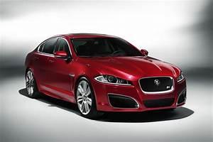 2012 Jaguar XF Facelift Makes World Premiere at New York