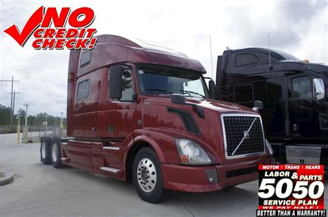 Volvo 780 Truck For Sale by 2012 Volvo 780 Sleeper Truck For Sale Gulfport Ms