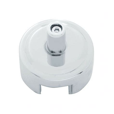gear shift knob adaptor 7 16 quot top mount chrome for 13 18 speed eaton fuller ebay