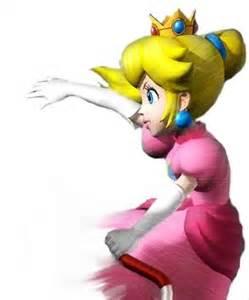 Mario Kart Princess Peach