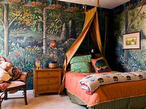 Choosing a Kid's Room Theme Home Remodeling - Ideas for