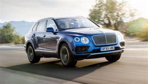 Modifikasi Bentley Bentayga by Ini Spesifikasi Bentayga Suv Mewah Bentley Berita Gooto