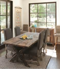 big lots dining room sets 47 calm and airy rustic dining room designs digsdigs