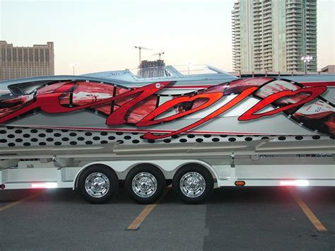 Miami Vice Offshore Boat by Miami Vice Move Boat At Barrett Jackson Offshoreonly