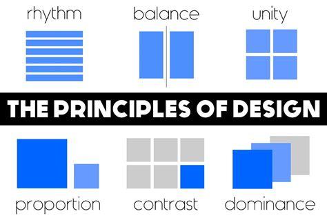 principles of design principles of design onlinedesignteacher