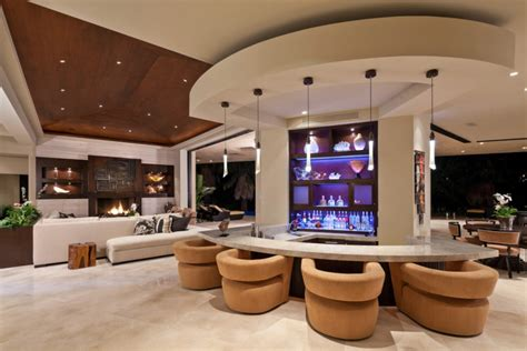 Bar In Living Room by 21 Living Room Bar Designs Decorating Ideas Design