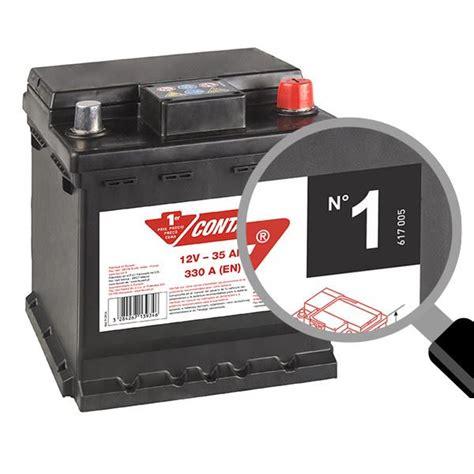 Durée Vie Batterie Voiture by Batterie Voiture Contact N 176 1 Feu Vert