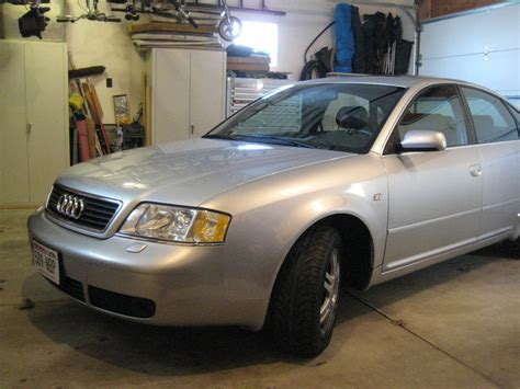 Audi A6 Modification by Audi27t 2000 Audi A6 Specs Photos Modification Info At