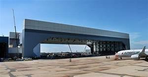 Sneak Peek of American Airlines' New ORD Hangar   MRO Network