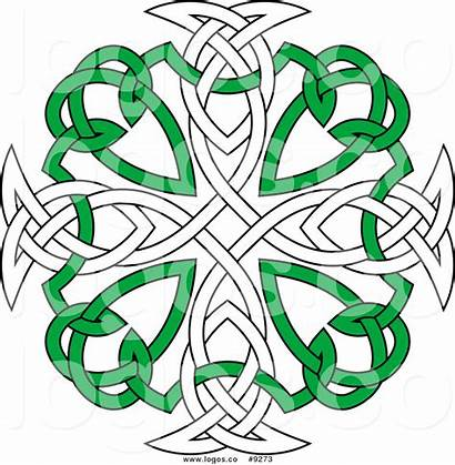 Celtic Clip Cross Knot Clipart Irish Logos