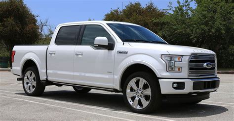 camioneta ford    limited   digital trends