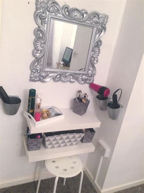 Diy Vanity Table Ikea by 25 Best Ideas About Diy Dressing Tables On