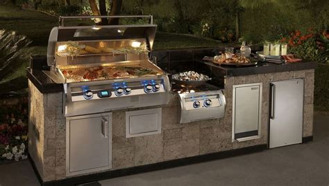 modular outdoor kitchens ideas  pinterest backyard kitchen outdoor grill area