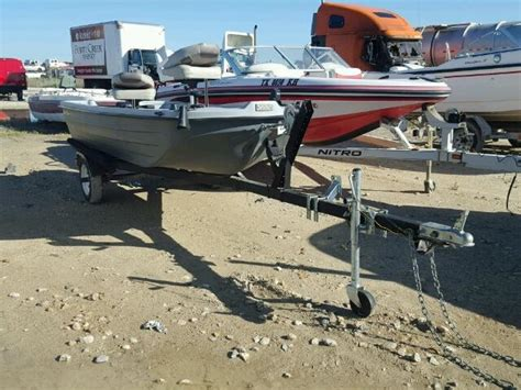 Boat Salvage Dallas Tx by 2006 Bass Boat For Sale Tx Dallas Salvage Cars