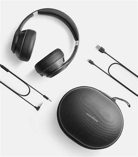 Anker Over Ear Headphones by Anker Soundcore Vortex Bluetooth Over Ear Headphones