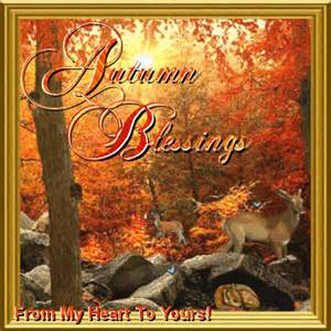 Fall Autumn Blessing Quotes