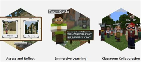 minecraft education edition launched  engage students