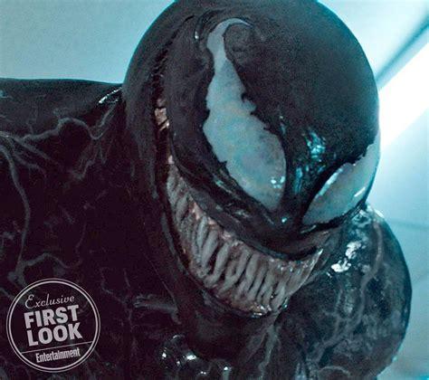 New 'venom' Image Shows Spoton Look For Marvel Antihero