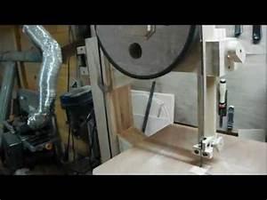 Scie à Ruban : fabrication d 39 une scie ruban diy youtube ~ Edinachiropracticcenter.com Idées de Décoration